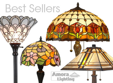 Tiffany Style Stained Gl Lamps Whole